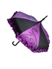 DELUXE-TENTACLES-You poor unfortunate soul, why don't you have this beautiful TENTACLES Umbrella yet? It features a Ruffle and hook-style handle.