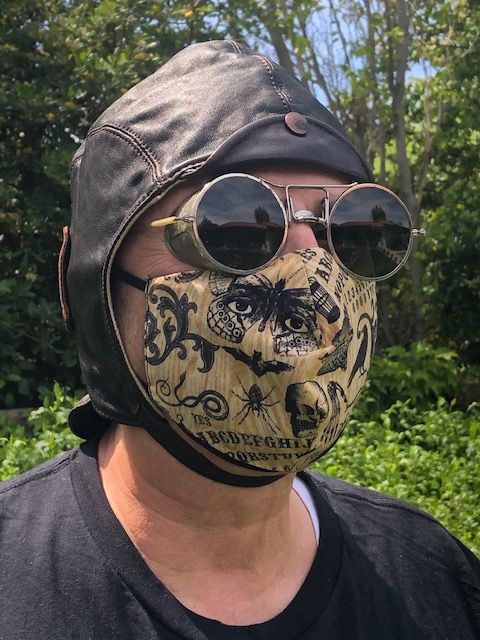 FACE MASK STEAMPUNK