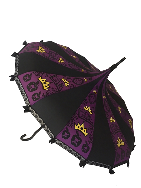 Hilary's Vanity Apple Queen Umbrella