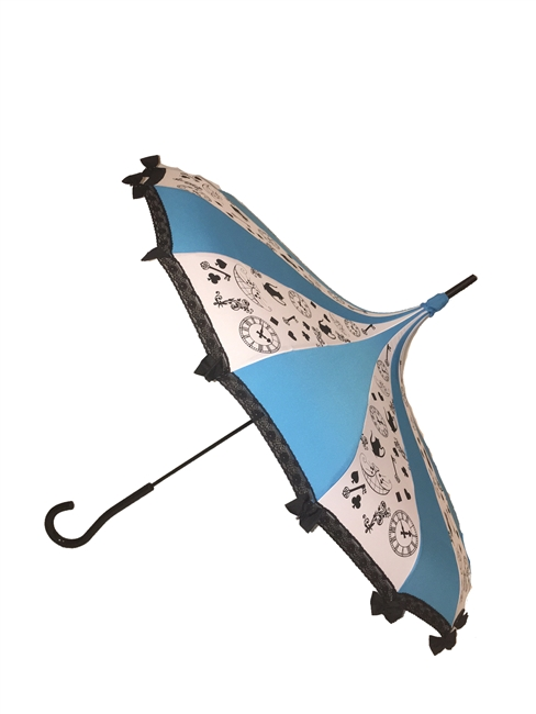 Hilary's Vanity Umbrella Curious Girl