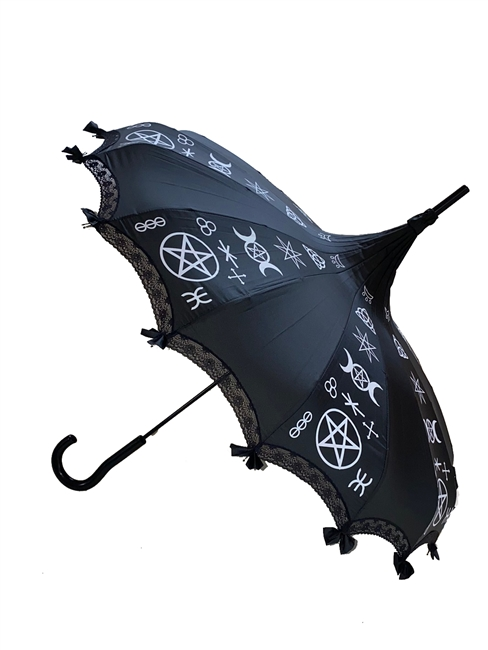 Hilary's Vanity Umbrella Pagan