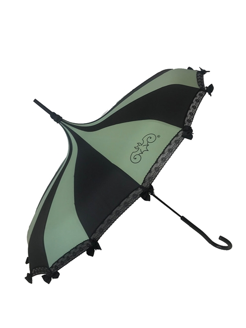 Hilary's Vanity Umbrella Sage Green
