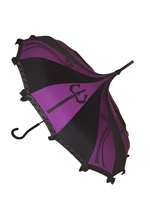 Hilary's Vanity Umbrella See Queen