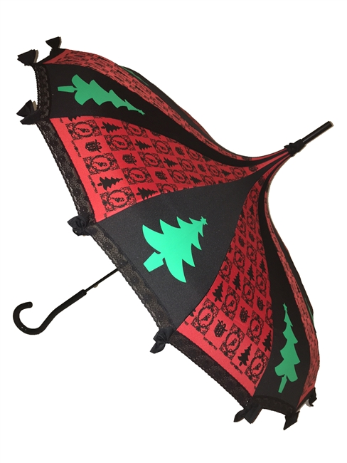 Hilary's Vanity X-Mas Umbrella