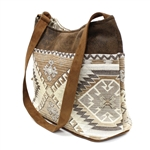 Atenti Cadette Sand Valley Handbag or Tote