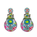Ayala Bar Shell Beach Earrings H1050 Spring 2019
