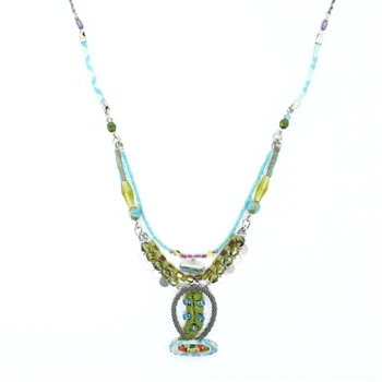 Ayala Bar Aqua Necklace 139568