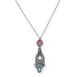 Ayala Bar Blue Skies Necklace C1094P Spring 2019