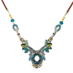 Ayala Bar Turquoise Crown Necklace C3057 Spring 2019