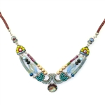 Ayala Bar Turquoise Crown Necklace C3058 Spring 2019