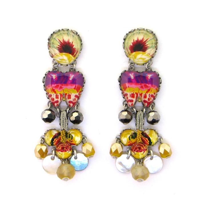 Ayala Bar Yucatan Earrings 110851 Spring 2018