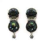 Ayala Bar Midnight Voodoo Earrings 111259 Fall 2016