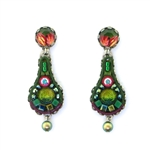AYALA BAR SUMMER LAWNS EARRINGS 11C1022 FALL 2018