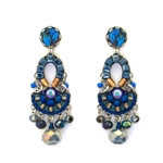 AYALA BAR SAPPHIRE RAIN EARRINGS 11C1060 FALL 2018