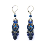 AYALA BAR SAPPHIRE RAIN EARRINGS 11C1061 FALL 2018