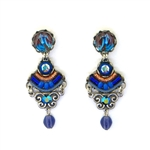 AYALA BAR SAPPHIRE RAIN EARRINGS 11C1063 FALL 2018
