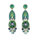 Ayala Bar Green River Earrings C1125 Fall 2019