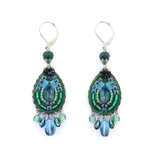 Ayala Bar Green River Earrings C1126 Fall 2019