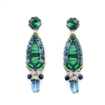 Ayala Bar Green River Earrings C1127 Fall 2019