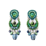 Ayala Bar Green River Earrings C1128 Fall 2019