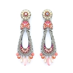 Ayala Bar Gogi Pearls Earrings C1308 Spring 2020