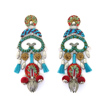 Ayala Bar Acadia Earrings 11E-139 Spring 2017