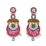 Ayala Bar Flora Earrings 11E-143 Spring 2017