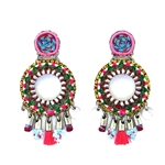 Ayala Bar Flora Earrings 11E-145 Spring 2017