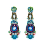 AYALA BAR HEAVENLY DAWN EARRINGS 11H1011 FALL 2018