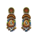 AYALA BAR GOLDEN SLUMBERS EARRINGS 11H1037 FALL 2018