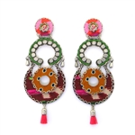 Ayala Bar Kaleidoscope Earrings 11K101 Spring 2018