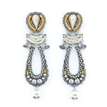 Ayala Bar Indigo Earrings N1397 Spring 2020
