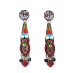 AYALA BAR AUTUMN AURORA EARRINGS 11R1006 FALL 2018