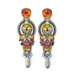 AYALA BAR UNFORGETTABLE FIRE EARRINGS 11R1018 FALL 2018