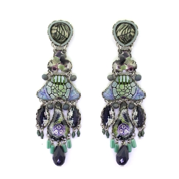 AYALA BAR BLUE PLANET EARRINGS 11R1025 FALL 2018
