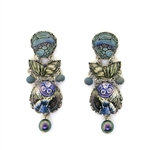 AYALA BAR BLUE PLANET EARRINGS 11R1028 FALL 2018