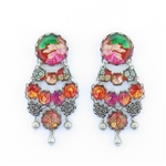 Ayala Bar Crimson Dreams Earrings R1362 Spring 2020
