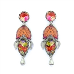Ayala Bar Crimson Dreams Earrings R1366 Spring 2020