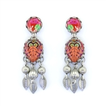 Ayala Bar Crimson Dreams Earrings R1367 Spring 2020