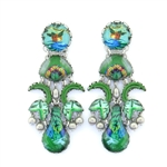 Ayala Bar Sweet Leaf Earrings R1369 Spring 2020