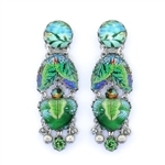 Ayala Bar Sweet Leaf Earrings R1370 Spring 2020