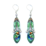Ayala Bar Sweet Leaf Earrings R1372 Spring 2020