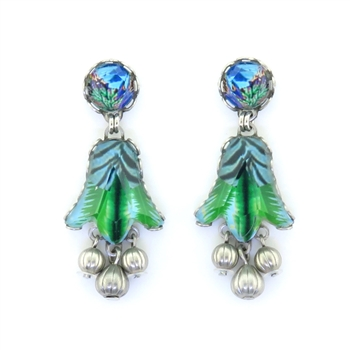 Ayala Bar Sweet Leaf Earrings R1374 Spring 2020
