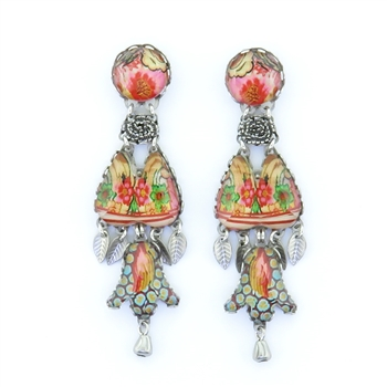Ayala Bar Coral Cave Earrings R1376 Spring 2020