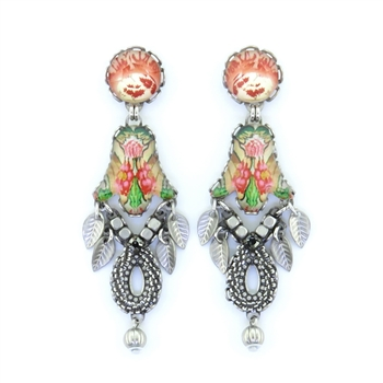 Ayala Bar Coral Cave Earrings R1377 Spring 2020