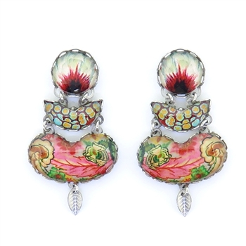 Ayala Bar Coral Cave Earrings R1378 Spring 2020