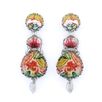 Ayala Bar Coral Cave Earrings R1379 Spring 2020