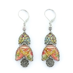 Ayala Bar Coral Cave Earrings R1380 Spring 2020