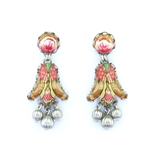 Ayala Bar Coral Cave Petite Earrings R1381 Spring 2020