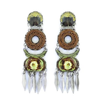 Ayala Bar Mother Earth Earrings 11R1492 Fall 2020